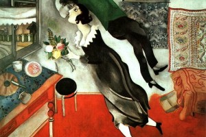 Happy Birthday Marc Chagall!
