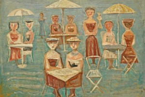 Happy Birthday Massimo Campigli!